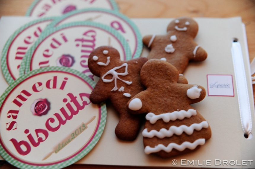 Laurie Art & Design / Samedi biscuit